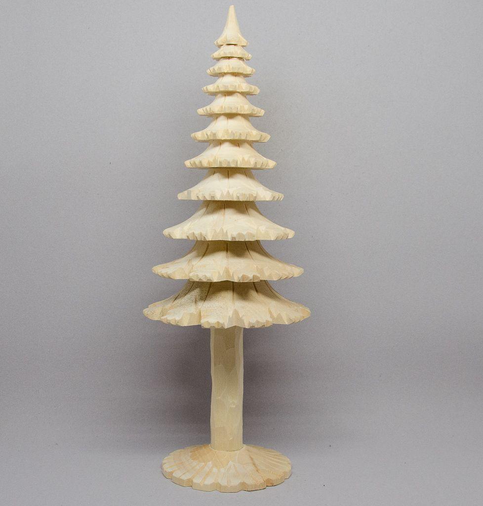Tannenbaum mit Stamm