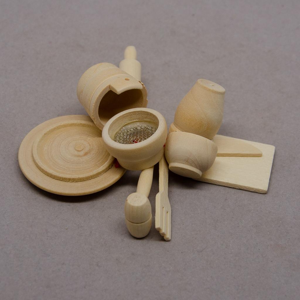 Miniaturen 10er-Set