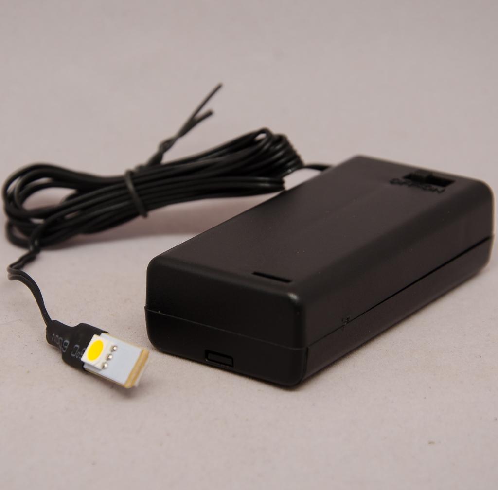 LED 1er Lichtleiste 3,5 Volt