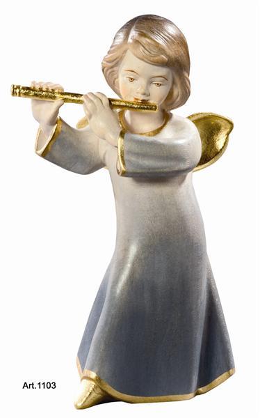 Engel modern mit Flöte
