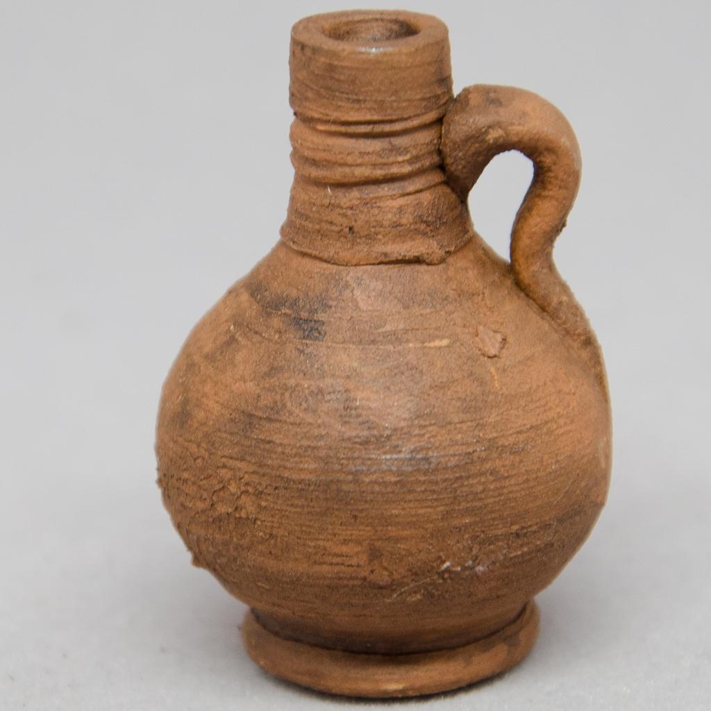 Keramikkrug antikisiert