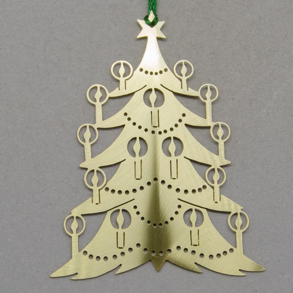 Baum mit Lichter