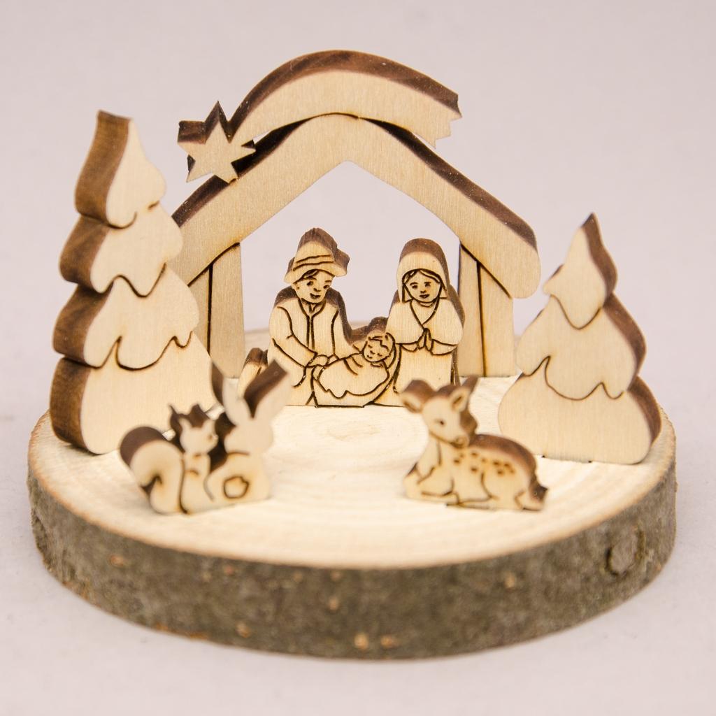 Hl. Familie Miniatur