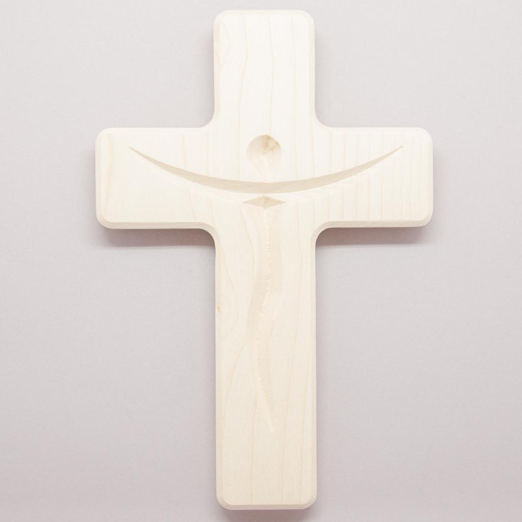 Kreuz mit Körper