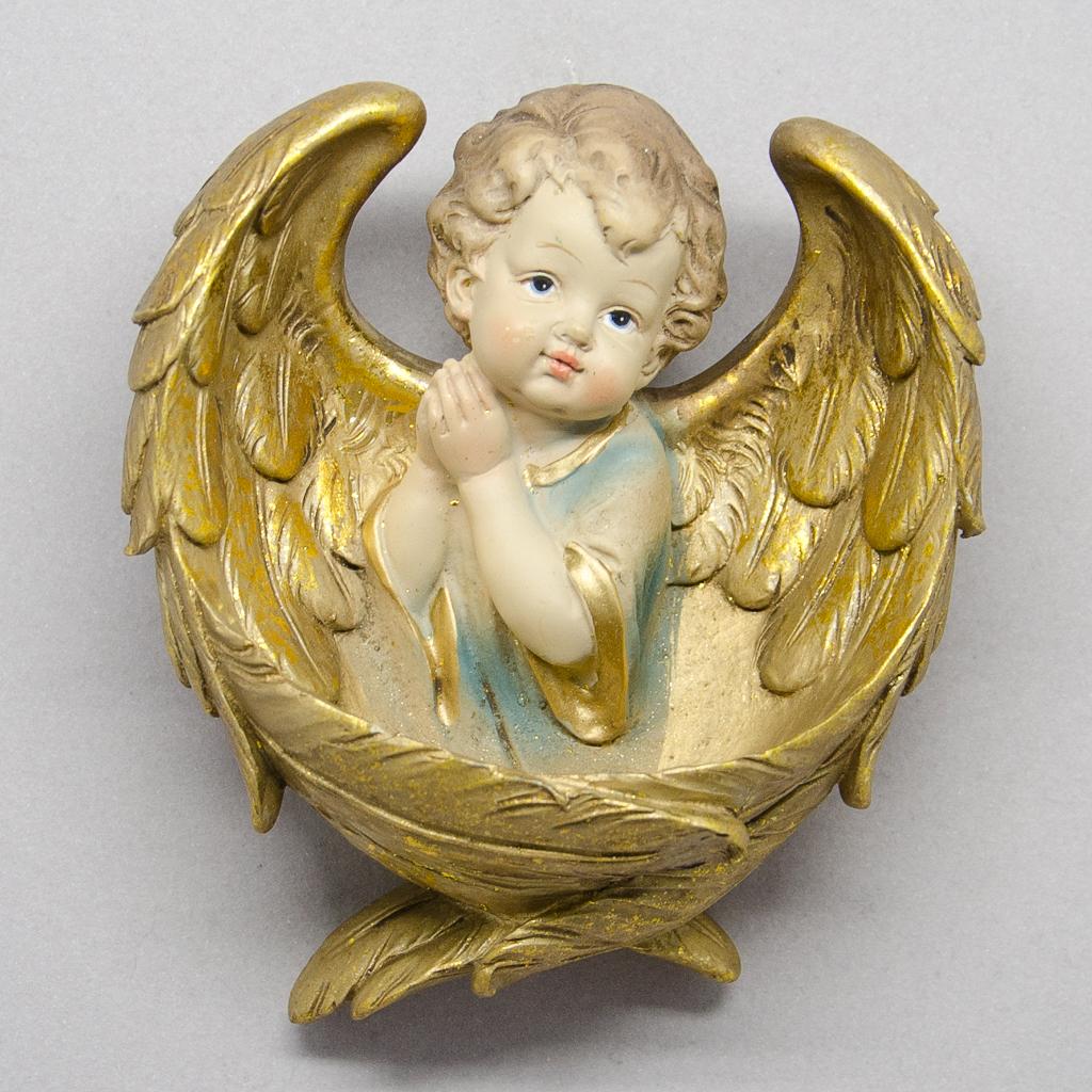 Weihbecken Engelchen (Junge)