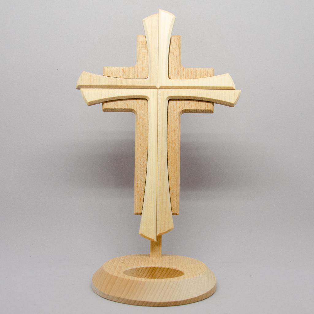 Kreuz stehend