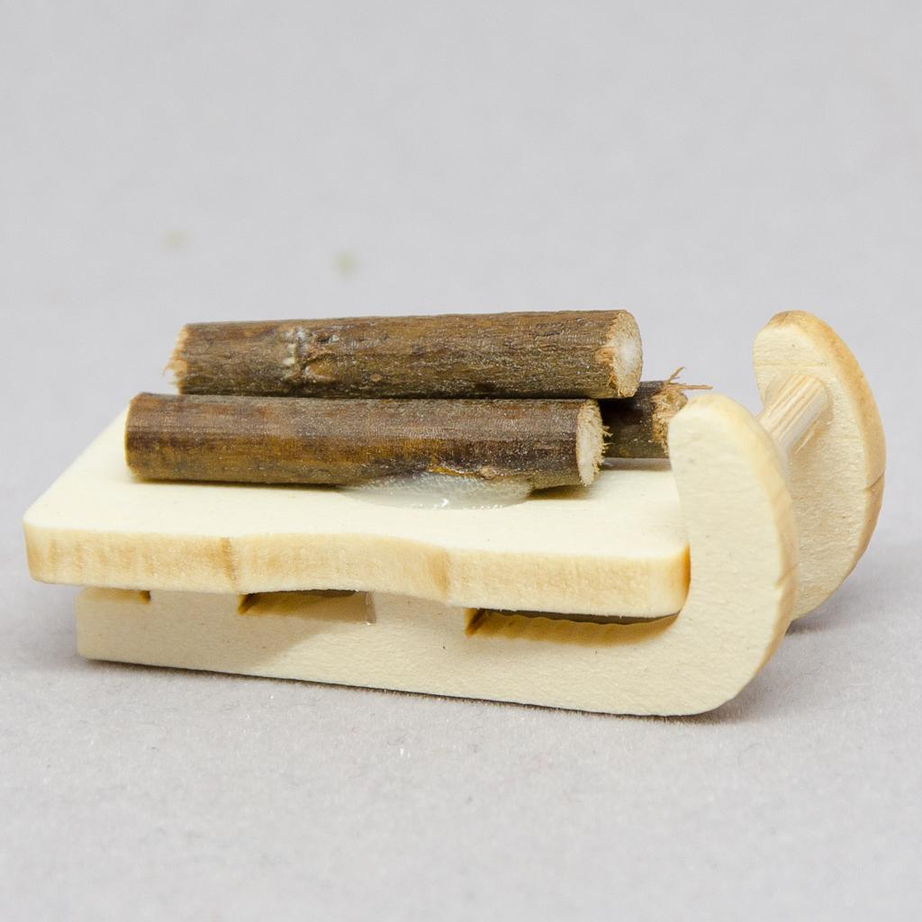 Miniatur Schlitten
