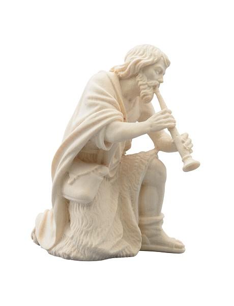 Hirt kniend mit Flöte
