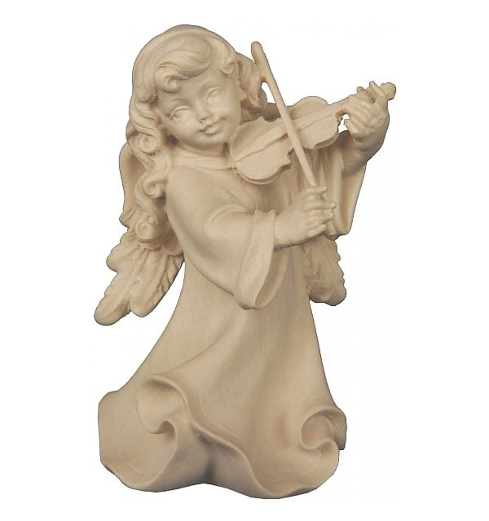 Barock Engel mit Geige