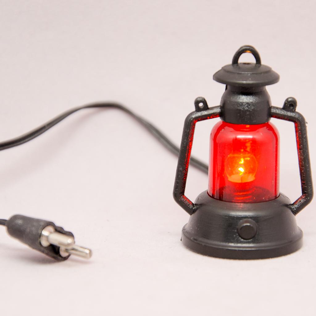 Windlampe Kunststoff