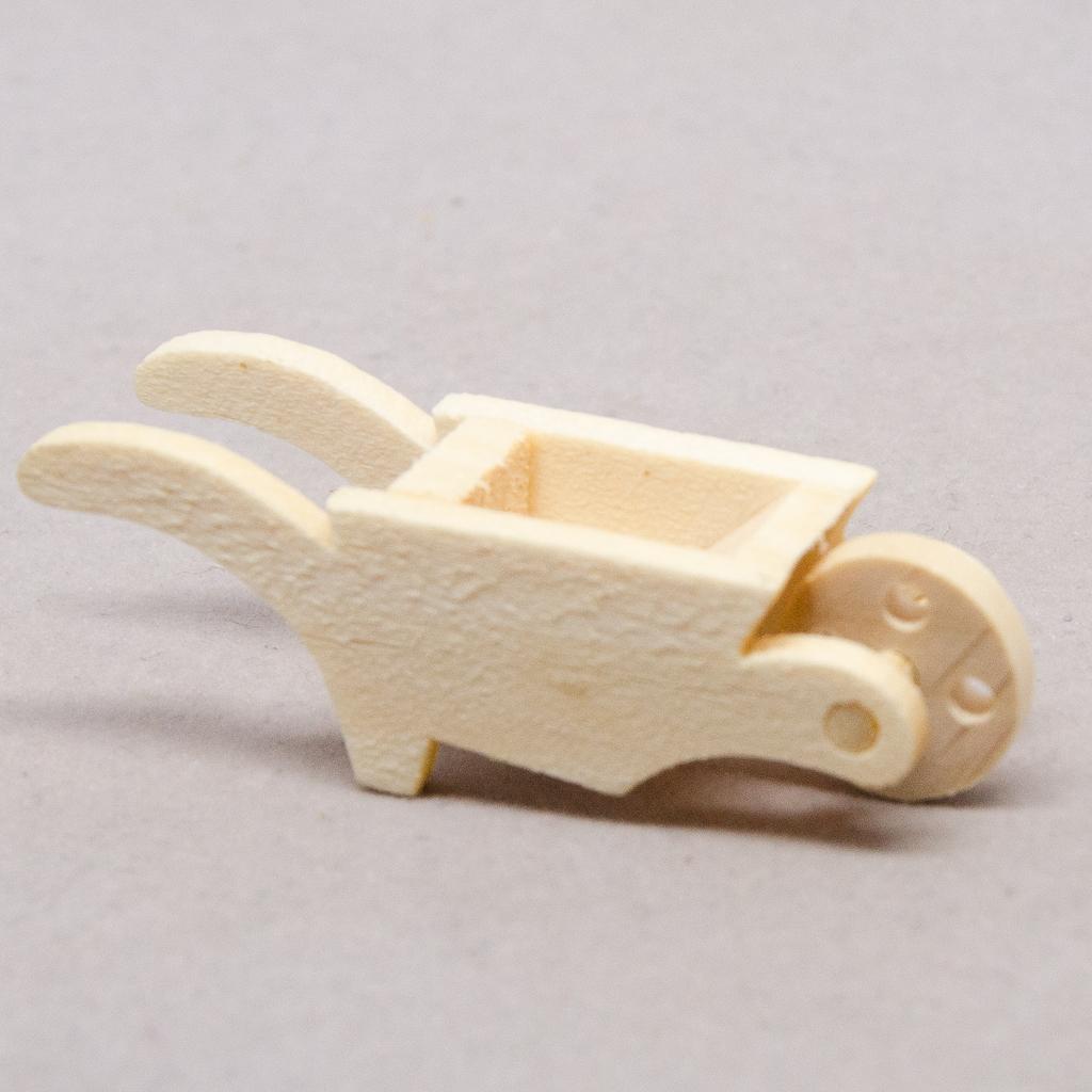 Miniatur Schubkarre