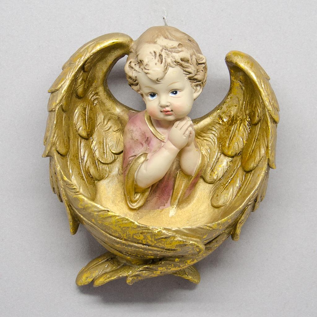Weihbecken Engelchen (Mädchen)
