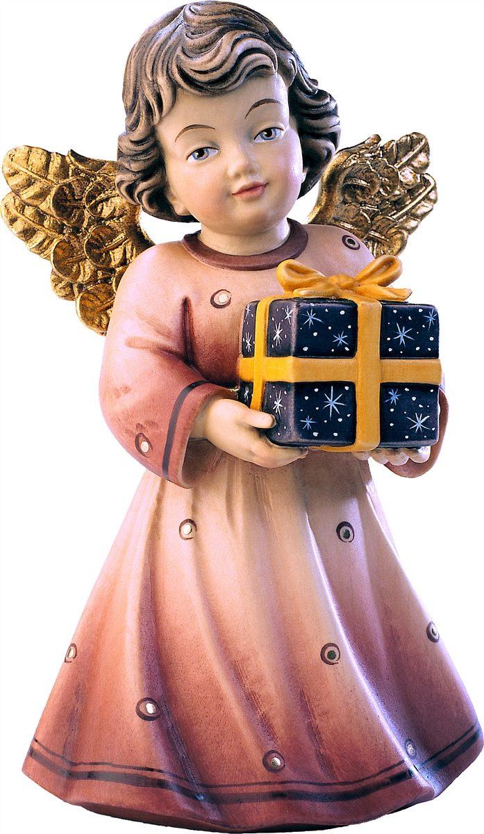 Engel mit Paket